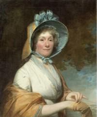 Henrietta Liston by Gilbert Stuart. (National Gallery of Art)
